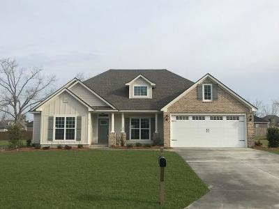 Valdosta Single Family Home For Sale: 4115 Ivy Run