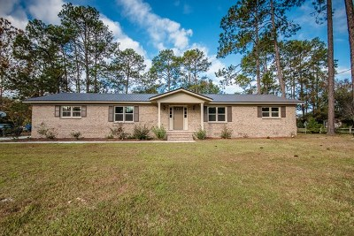 Valdosta Single Family Home For Sale: 3009 Academy Drive