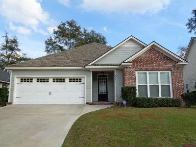 Valdosta Single Family Home For Sale: 3820 Napa Drive
