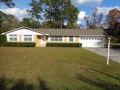 Valdosta Single Family Home For Sale: 2405 Orlando Drive