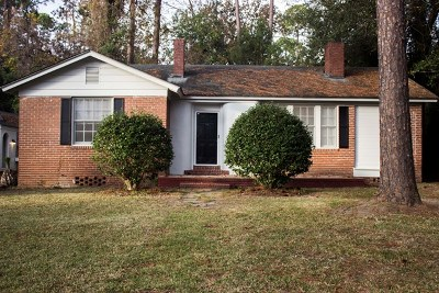 Valdosta Single Family Home For Sale: 218 W Moore