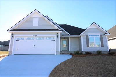 Hahira Single Family Home For Sale: 4189 Bright Creek