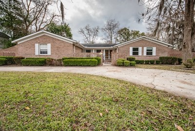 Valdosta Single Family Home For Sale: 2517 Rolling Road