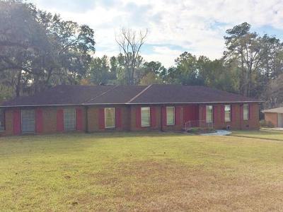 Valdosta Single Family Home For Sale: 2401 Riverside Drive