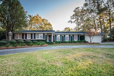 Valdosta Single Family Home For Sale: 611 Howell Brook Drive