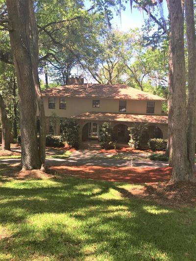 Valdosta Single Family Home For Sale: 2312 Riverhill Drive