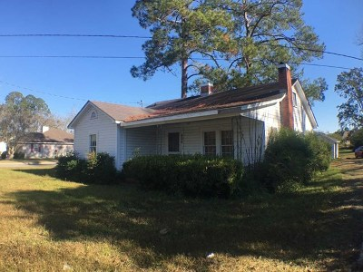 Single Family Home For Sale: 404&406 N Church Street