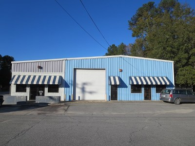 Hahira, Valdosta Commercial For Sale: 1422 W Hill Avenue