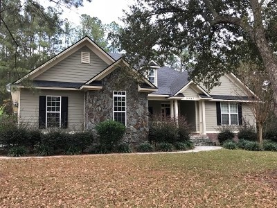 Berrien County, Brooks County, Cook County, Lanier County, Lowndes County Single Family Home For Sale: 3207 Stafford Crossing