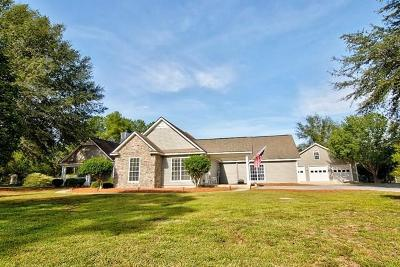 Nashville Single Family Home For Sale: 4571 Old Valdosta Rd