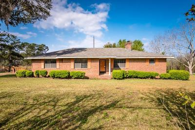 Lowndes County Single Family Home For Sale: 4310 Old Clyattville Road