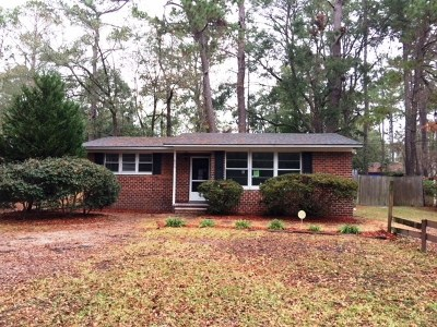 Single Family Home For Sale: 806 Poplar Drive