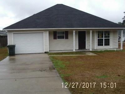 Hahira Single Family Home For Sale: 460 Bryson Circle