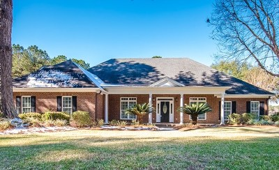 Single Family Home For Sale: 4600 Hickory Creek Cr