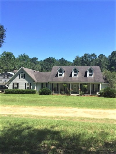 Berrien County, Brooks County, Cook County, Lanier County, Lowndes County Single Family Home For Sale: 76 N Temple Street