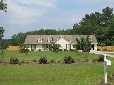 Single Family Home For Sale: 4311 Knights Academy Rd.