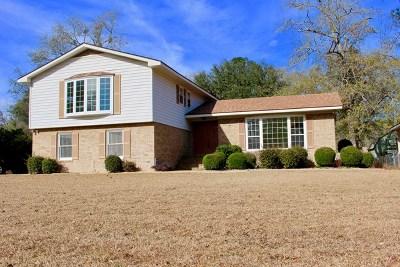 Valdosta Single Family Home For Sale: 4044 Foxborough Blvd