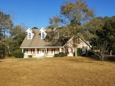 Adel Single Family Home For Sale: 562 Community Church Road