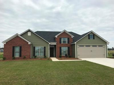 Berrien County, Brooks County, Cook County, Lowndes County Single Family Home For Sale: 3937 Medieval Court