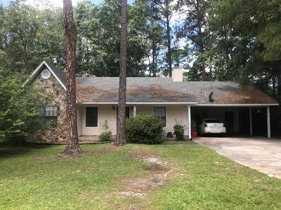 Berrien County, Brooks County, Cook County, Lanier County, Lowndes County Single Family Home For Sale: 2304 Glynn Circle