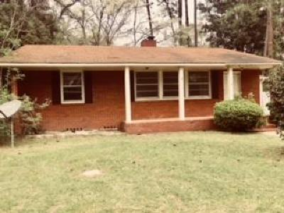 Berrien County, Brooks County, Cook County, Lanier County, Lowndes County Single Family Home For Sale: 710 Holly Drive