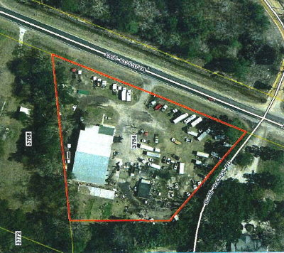 Commercial For Sale: 3784 Madison Hwy