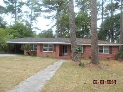 Berrien County, Brooks County, Cook County, Lanier County, Lowndes County Single Family Home For Sale: 2210 Brighton Place