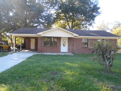 Berrien County, Brooks County, Cook County, Lanier County, Lowndes County Single Family Home For Sale: 901 S Walker Street