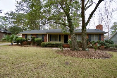 Valdosta GA Single Family Home For Sale: $139,900