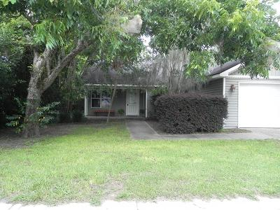 Berrien County, Brooks County, Cook County, Lanier County, Lowndes County Single Family Home For Sale: 45 S Oak