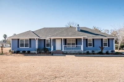 Valdosta GA Single Family Home For Sale: $134,500