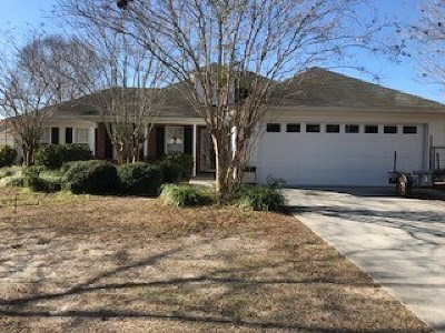 Valdosta GA Single Family Home For Sale: $133,900