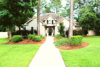 Valdosta GA Single Family Home For Sale: $196,900