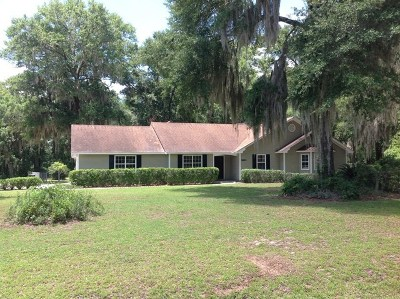 Berrien County, Brooks County, Cook County, Lanier County, Lowndes County Single Family Home For Sale: 4624 Pinebrook Drive