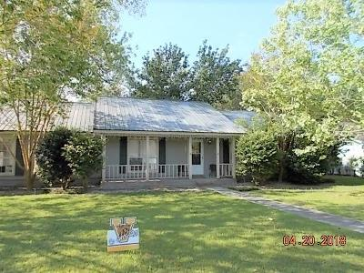 Valdosta GA Single Family Home For Sale: $136,900