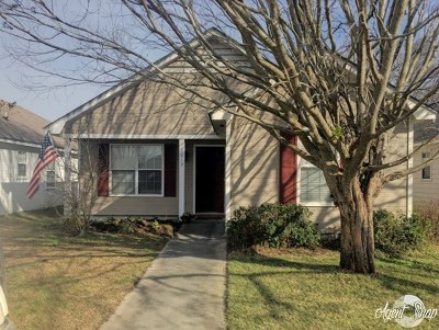 Berrien County, Brooks County, Cook County, Lanier County, Lowndes County Single Family Home For Sale: 3013 Asbury Circle
