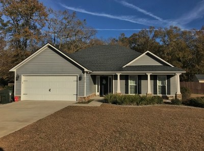 Valdosta GA Single Family Home For Sale: $154,100