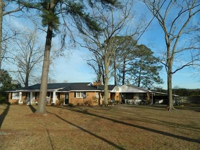 Hahira Single Family Home For Sale: 4889 Futch Road