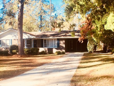 Berrien County, Brooks County, Cook County, Lanier County, Lowndes County Single Family Home For Sale: 2328 Frederick Place