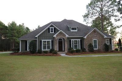 Hahira Single Family Home For Sale: 5480 Woodrow Lane