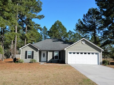 Lakeland Single Family Home For Sale: 15 Mill Pond Place