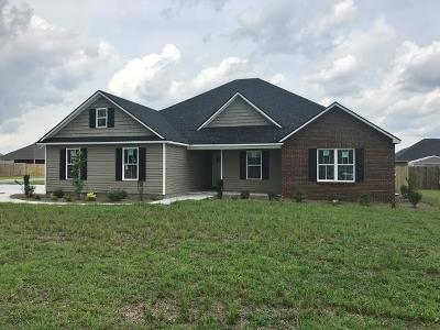 Berrien County, Brooks County, Cook County, Lanier County, Lowndes County Single Family Home For Sale: 3920 Valiant Court