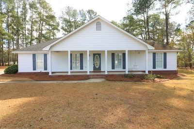 Valdosta Single Family Home For Sale: 3 Lauries Point