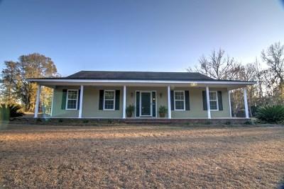 Hahira Single Family Home For Sale: 5925 Hall Road