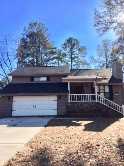 Nashville Single Family Home For Sale: 502 Sherwood Drive