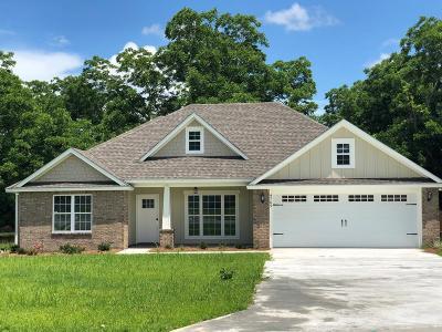 Hahira Single Family Home For Sale: 4705 Amelia Circle