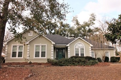 Valdosta Single Family Home For Sale: 3806 Winchester Place