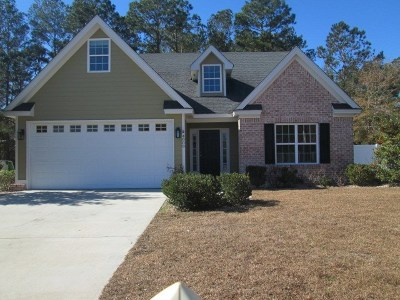 Valdosta Single Family Home For Sale: 4000 Walden Rd