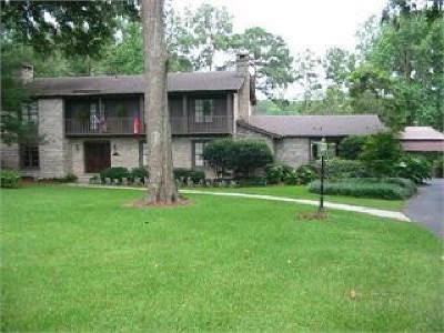 Valdosta Single Family Home For Sale: 1148 N. Lakeshore Drive