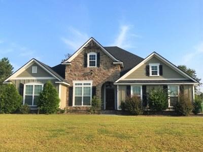 Hahira Single Family Home For Sale: 619 Horseshoe Bend